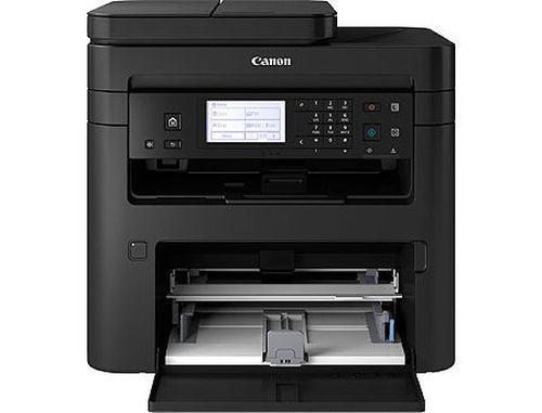 купить Canon i-Sensys MF267dw Mono Printer/Copier/Color Scanner/Fax, A4, Duplex, ADF(35-sheets), WiFi, Network Card, 1200x1200 dpi with IR (600x600dpi), 28 ppm, 256Mb, USB 2.0, Cartridge 051 (1700 pages 5%) (imprimanta/принтер MF267dw) www в Кишинёве