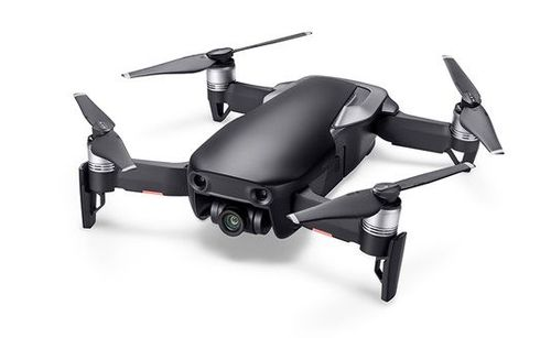 cumpără (159602) DJI Mavic Air (EU) / Onyx Black - Portable Drone, RC, 12MP photo / 32 MP sphere panoramas, 4K 30fps / FHD 120fps camera with gimbal, max. 5000m height/ 68.4kmph speed, flight time 21min, Battery 2375 mAh, 430g în Chișinău
