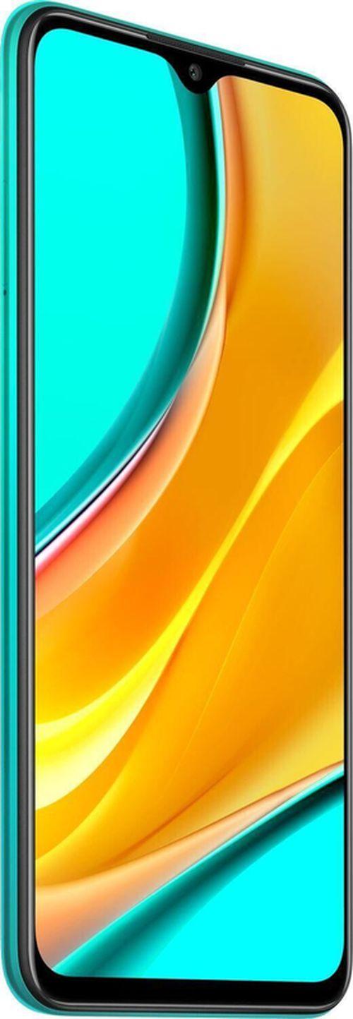 купить Смартфон Xiaomi Redmi 9 4/64Gb Green в Кишинёве