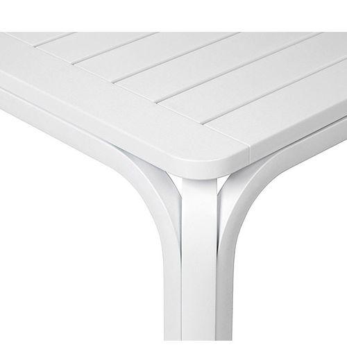 купить Стол раздвижной Nardi ALLORO 140 EXTENSIBLE BIANCO vern. bianco 42753.00.000 (Стол раздвижной для сада и террасы) в Кишинёве