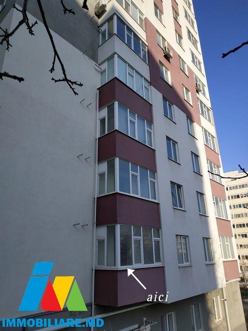 Apartament cu 3 camere, Ciocana, bd.Mircea cel Bătrîn.