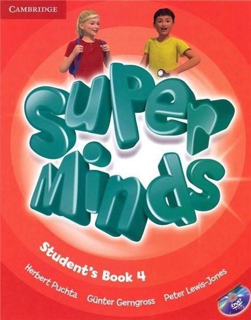 купить Super Minds Student's Book 4 в Кишинёве