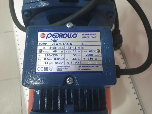купить Гидрофор PEDROLLO JSWm/1AX-24CL 0.6кВт 9м в Кишинёве