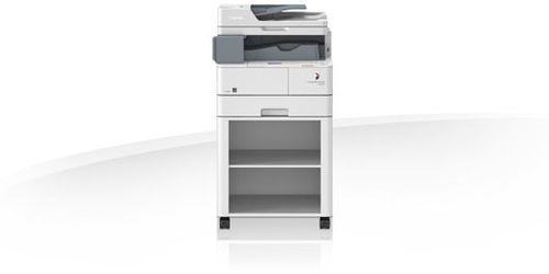купить MFP Canon iR1435IF, Mono Printer/Copier/Color Scanner/Fax, DADF(50-sheet), Duplex, Net,  A4, 600x600 dpi, 35ppm, 25–400%,256Mb,Paper Input (Standard) 500-sheet tray, USB 2.0, Set - Drum Unit: 35500 pag, Not in set - Cartridge C-EXV50 (17600 pages 5%) в Кишинёве