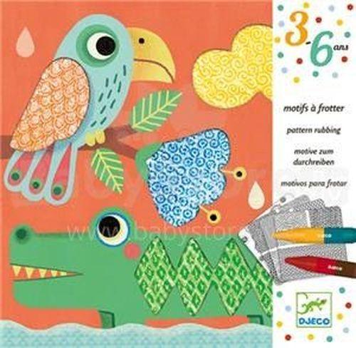 """купить Шаблоны для рисования """"Джунгли"""" в Кишинёве"""