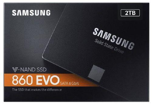 "купить 2.5"" SSD 2.0TB  Samsung SSD 860 EVO, SATAIII, Sequential Reads: 550 MB/s, Sequential Writes: 520 MB/s, Max Random 4k: Read: 98,000 IOPS / Write: 90,000 IOPS, 7mm, Samsung MJX Controller, 2 GB LPDDR4 SDRAM, V-NAND 3bit  MLC в Кишинёве"