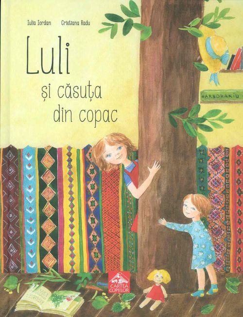 купить Luli și căsuța din copac в Кишинёве
