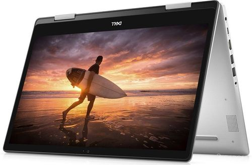 "купить DELL Inspiron 14 5000 Silver (5491) 2-in-1 Tablet PC, 14.0"" IPS TOUCH FHD (Intel® Core™ i5-10210U, 4xCore, 1.6-4.2GHz, 8GB (1x8) DDR4 RAM, 512GB M.2 PCIe SSD, GeForce MX230 2GB GDDR5,CardReader,WiFi-AC/BT4.2, 3cell,720p HD Webcam,RUS,W10HE64,1.67kg) в Кишинёве"