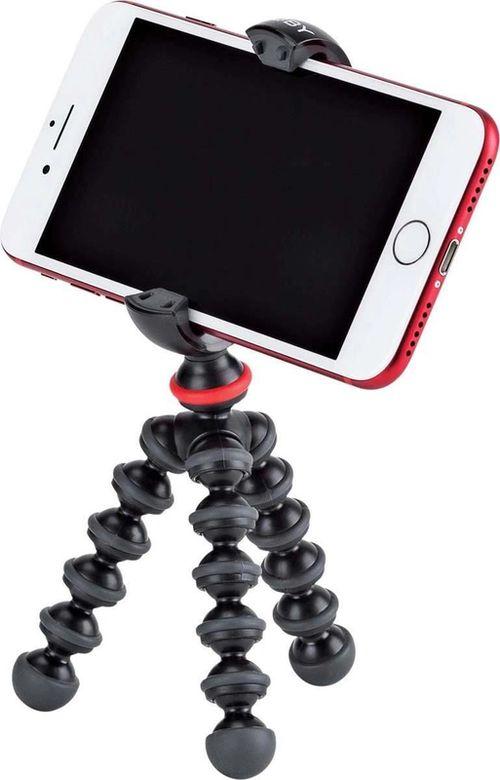 купить Штатив JOBY GorillaPod Mobile Mini, Black-Charcoal в Кишинёве