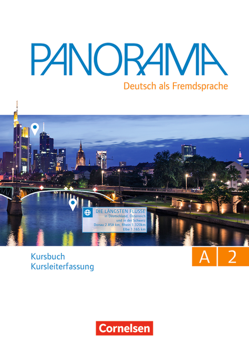 купить Panorama A2: Gesamtband Kursbuch - Kursleiterfassung в Кишинёве
