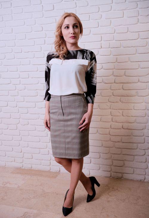 купить Блузка Simona ID 9555 в Кишинёве