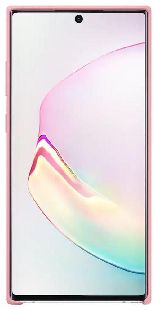 купить Чехол для моб.устройства Samsung EF-PN975 Silicone Cover Pink в Кишинёве