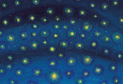 купить Звездная, звездная ночь в Кишинёве