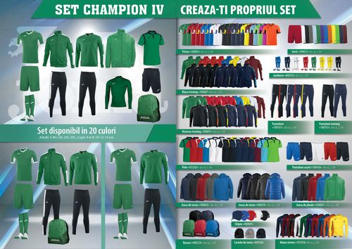 купить JOMA BOX 2020 - CHAMPION 4 в Кишинёве