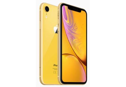 cumpără Apple iPhone XR 128GB, Yellow în Chișinău