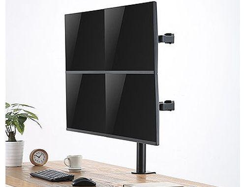 "купить Brateck LDT33-C048 Quad Monitors Steel Articulating Monitor Arm, for 4 monitors, Clamp-on, 17""-32"", +35 в Кишинёве"