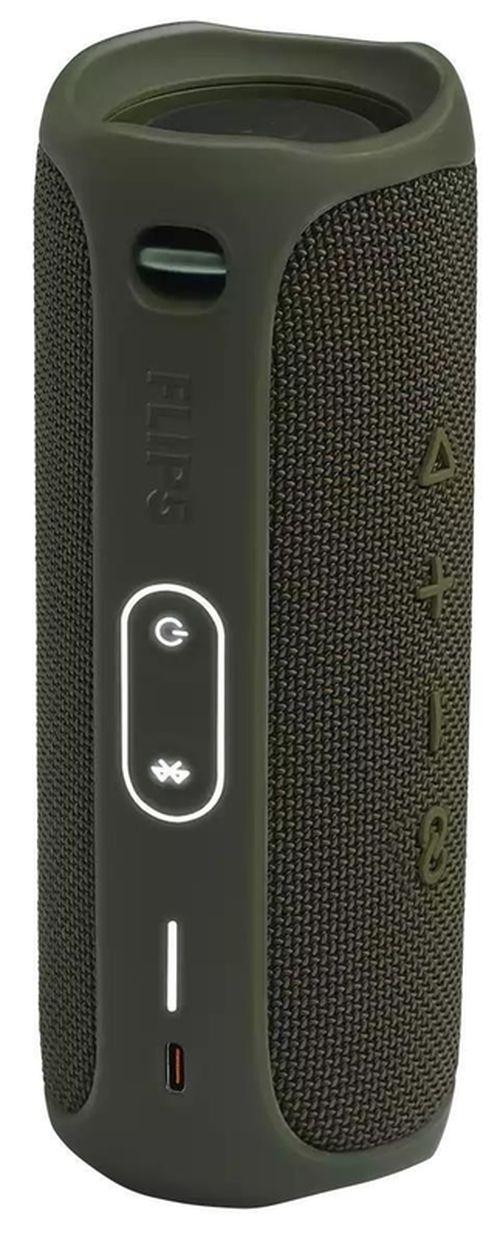cumpără Boxă portativă Bluetooth JBL Flip 5 Green în Chișinău