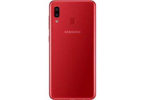 купить Samsung Galaxy A20 (A205F), Red в Кишинёве