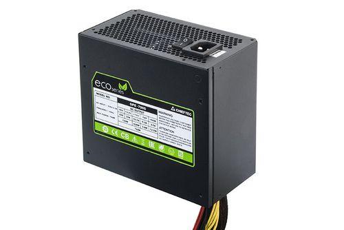 купить Блок питания 700W ATX Power supply Chieftec GPE-700S, 700W, Black, ATX-12V V.2.3 PSU, FAN 12cm, 85% Bronze, 6xSATA, 2x PCI Express, Retail+Power Cable, Active PFC (Power Factor Correction) (sursa de alimentare/блок питания) в Кишинёве