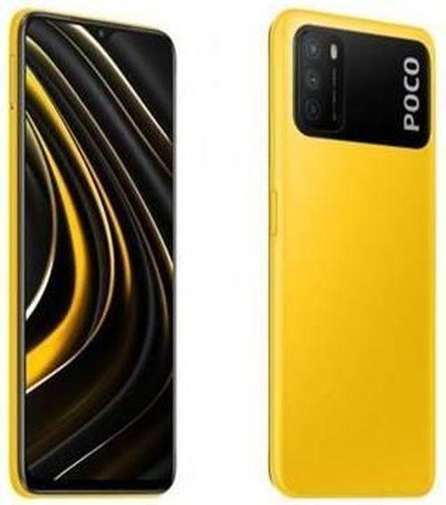 cumpără Smartphone Xiaomi POCO M3 4/128GB Yello în Chișinău
