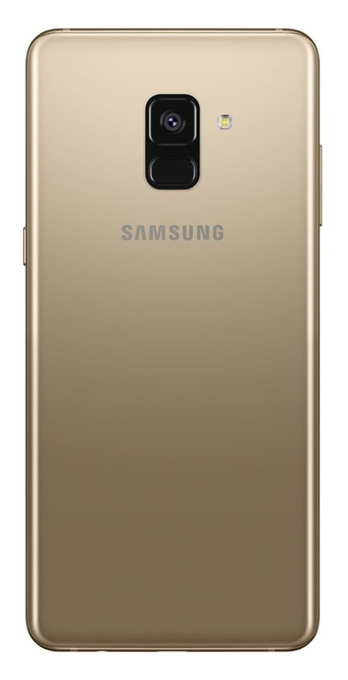 cumpără Smartphone Samsung A530F/DS Galaxy A8 4GB/32GB Gold în Chișinău