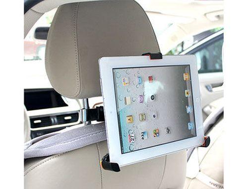 """купить Brateck Tablet in Car Stand (Headrest) PAD4-12, Universal for 8.9""""-10.4"""" tablets (suport auto universal pentru tetiera pentru tableta/держатель авто для подголовника для планшета) в Кишинёве"""