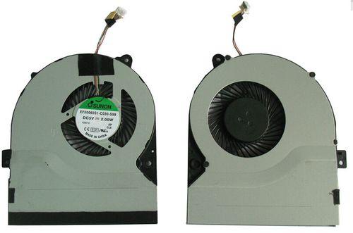 купить CPU Cooling Fan For Asus K56 A56 S56 (4 pins) в Кишинёве