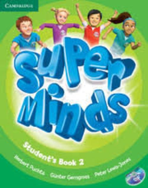 купить Super Minds Student's Book 2 в Кишинёве