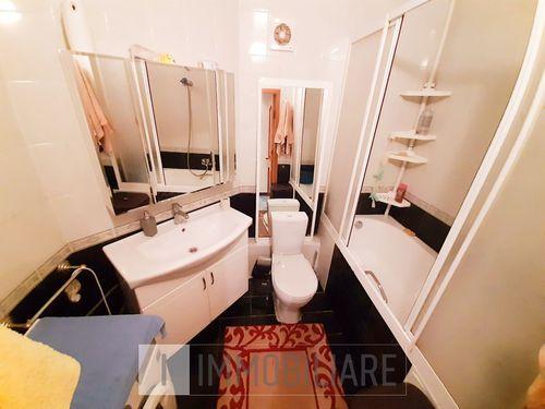 Apartament cu 3 camere+living, sect. Botanica, str. Căușeni.