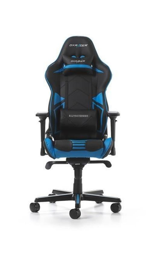 купить Gaming кресло DXRacer Racing PRO GC-R131-NB-V2, Black/Black/Blue в Кишинёве