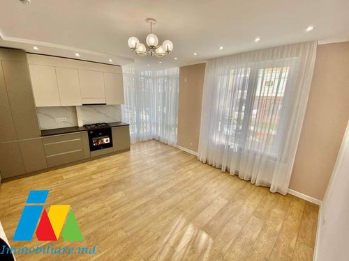 Inamstro Deleanu!Apartament cu 2 camere+living!