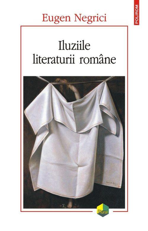 купить Iluziile literaturii române в Кишинёве