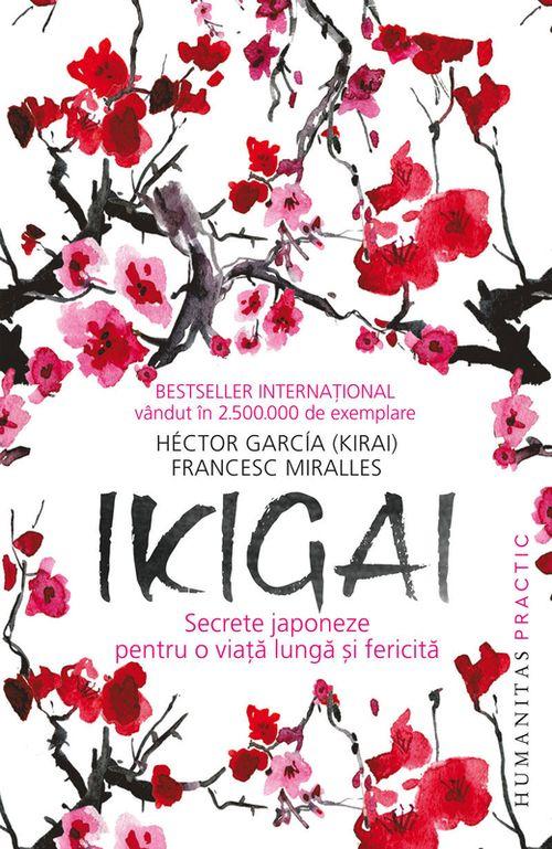 купить Ikigai - Francesc Miralles, Hector Garcia в Кишинёве