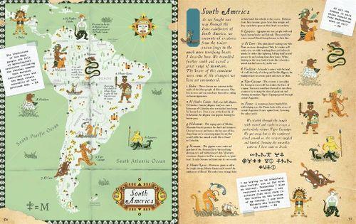 купить The atlas of Monsters в Кишинёве