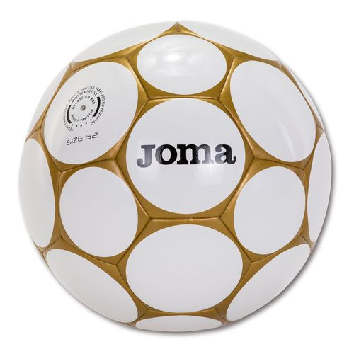 купить Футзальный мяч JOMA - GAME BLANCO-DORADO HYBRID в Кишинёве