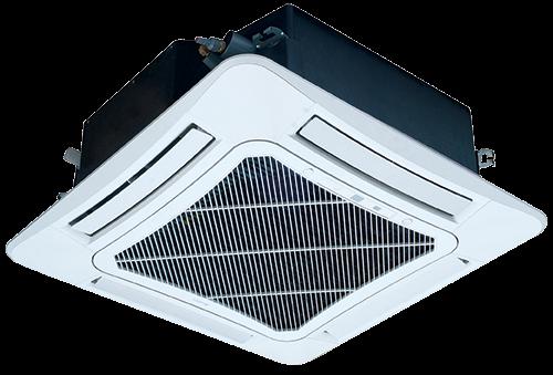 купить Внутренний кассетный  блок инверторного кондиционера Gree GKH(12)BB-K6DNA3A 12000BTU в Кишинёве