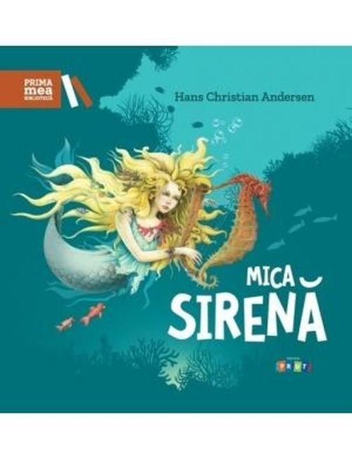 купить Mica Sirenă - Hans Christian Andersen в Кишинёве
