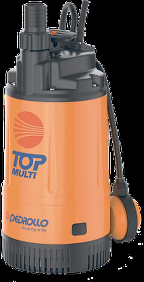 купить Погружной насос многолопастный Pedrollo TOP MULTI-2  0.55 кВт в Кишинёве