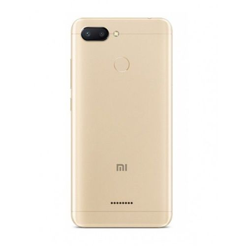 "купить Xiaomi RedMi 6 EU 32GB Gold, DualSIM, 5.45"" 720x1440 IPS, Mediatek Helio P22, Octa-Core 2.0GHz, 3GB RAM, PowerVR GE8320, microSD (uses SIM 2 slot), 12MP+5MP/5MP, LED flash, 3000mAh, WiFi-N/BT4.2, LTE, Android 8.1 (MIUI 9), Infrared port в Кишинёве"