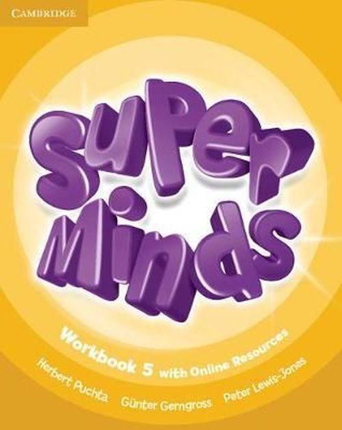 купить Super Minds Workbook Level 5 в Кишинёве