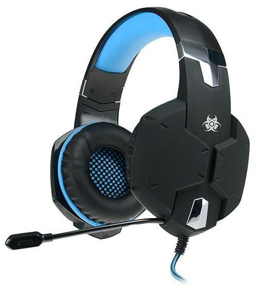 купить Наушники с микрофоном Tracer BATTLE HEROES Dragon Blue в Кишинёве