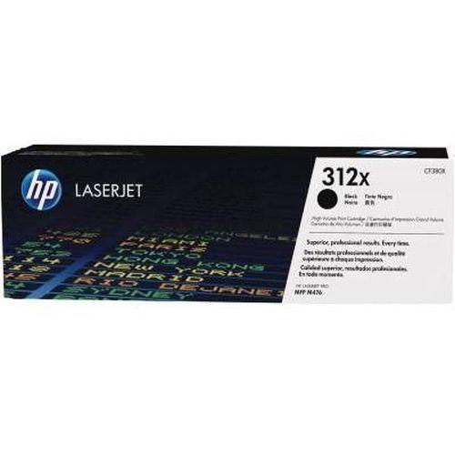 cumpără HP 312X (CF380X) High Yield Black Original LaserJet Toner Cartridge (up to 4400 pages), for  HP LaserJet Pro M476 Series în Chișinău