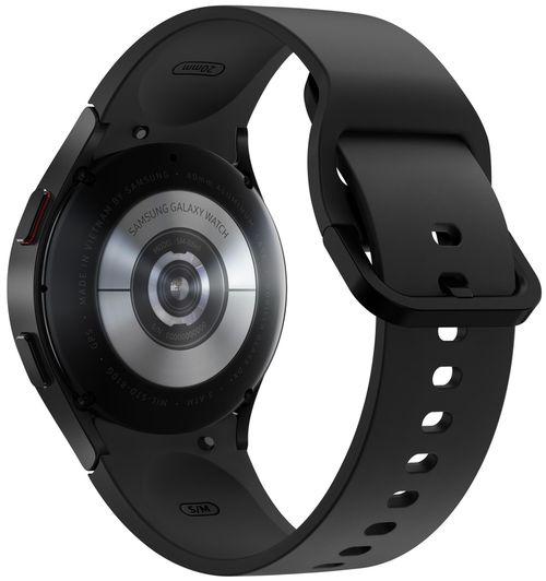 cumpără Ceas inteligent Samsung SM-R860 Galaxy Watch4 40mm Black în Chișinău