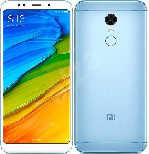 "купить Xiaomi RedMi 5 Plus EU 32GB Blue, DualSIM, 5.99"" 1080x2160 IPS, Snapdragon 625, Octa-Core 2.0GHz, 3GB RAM, Adreno 506, microSD (dedicated slot), 12MP/5MP, LED flash, 4000mAh, WiFi-N/BT4.2, LTE, Android 7.1.2 (MIUI9.1), Infrared port в Кишинёве"