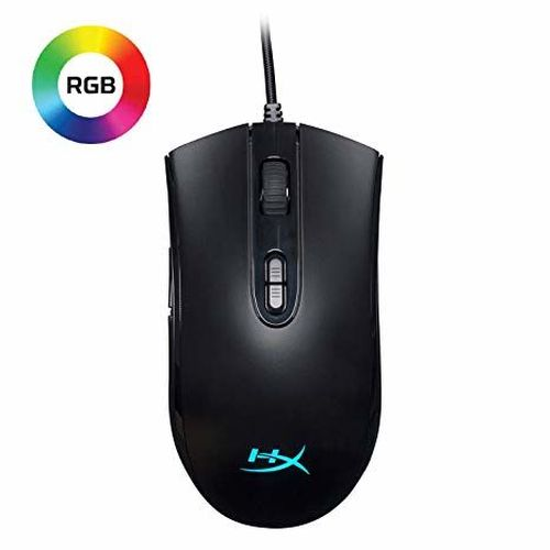 cumpără HYPERX Pulsefire Core Gaming Mouse, 400–6200 DPI, 4 DPI presets, Pixart 3327 sensor, RGB Logo, 7 x button mouse with ultra-responsive Omron switches, Comfortable symmetric design, Easy customisation with HyperX NGenuity software, USB, 87g în Chișinău