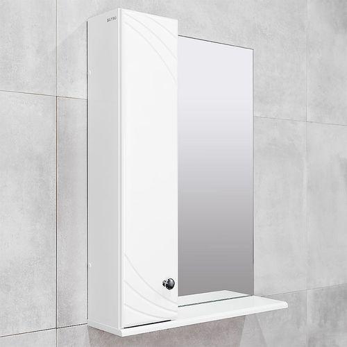 купить Brio Шкаф-зеркало белое 600 L в Кишинёве