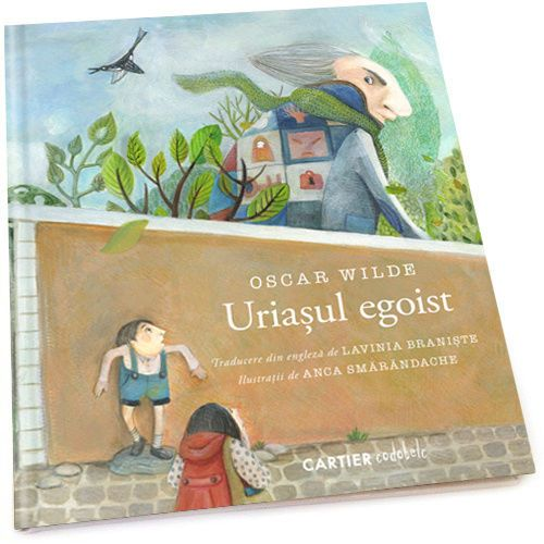 купить Эгоистичный великан - Оскар Уайльд в Кишинёве