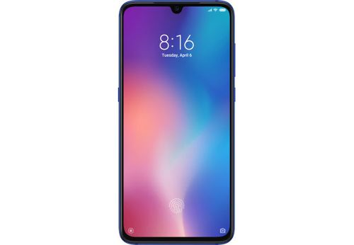 cumpără Xiaomi Mi 9 Dual Sim 128GB Global Version, Ocean Blue în Chișinău