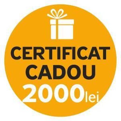 cumpără Certificat - cadou Maximum Подарочный сертификат 2000 леев în Chișinău
