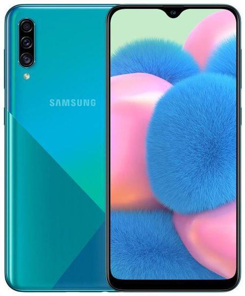 купить Смартфон Samsung A307/32 Galaxy A30s Green в Кишинёве